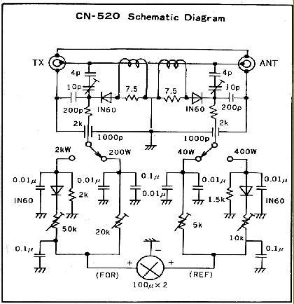 Daiwa cn-520 manual on